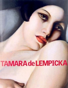Tamara De Lempicka : Art Deco Icon, Hardback Book