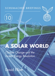 Solar World : Climate Change and the Green Energy Revolution, Paperback / softback Book
