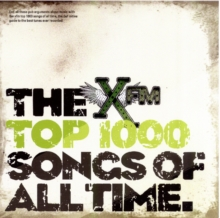 Xfm Top 1000 Songs of All Times, Hardback Book