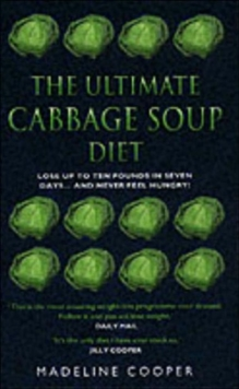 The Ultimate Cabbage Soup Diet, Paperback Book