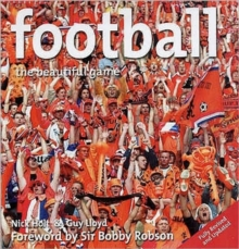 Football : The Beautiful Game, Hardback Book