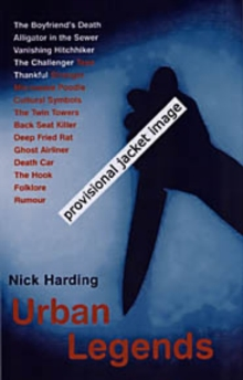 Urban Legends, Hardback Book