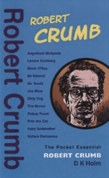Robert Crumb, Paperback / softback Book