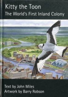 Kitty the Toon : The World's First Inland Colony, Hardback Book