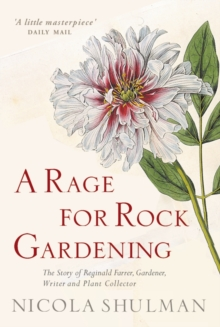 Rage for Rock Gardening, Paperback Book