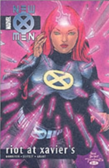 New X-men Vol.4: Riot At Xavier's, Paperback Book