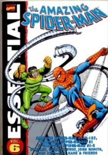 Essential Amazing Spider-Man : Vol. 6, Paperback / softback Book