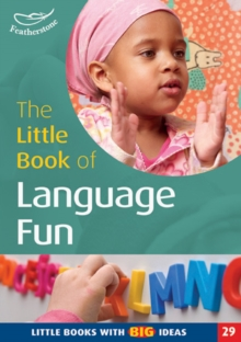The Little Book of Language Fun : Little Books with Big Ideas, Paperback / softback Book