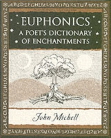 Euphonics : A Poet's Dictionary of Sounds, Paperback Book