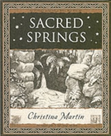 Sacred Springs - Holy Wells in Great Britain, Paperback Book