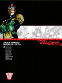 Judge Dredd : Complete Case Files v. 3, Paperback Book