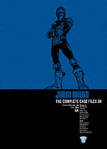Judge Dredd : Complete Case Files v. 4, Paperback Book