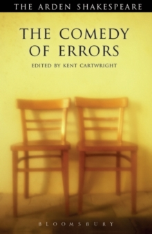 The Comedy of Errors : Third Series, Paperback Book