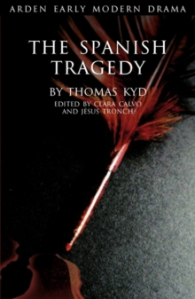 The Spanish Tragedy, Paperback Book