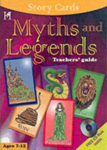 Myths and Legends: Teachers' Guide: Ages 8-12, Mixed media product Book