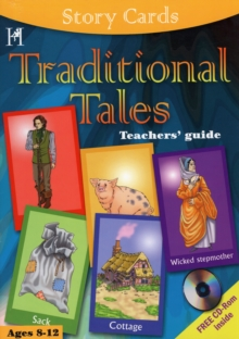 Traditional Tales:Teachers' Guide: Ages 8-12, Mixed media product Book