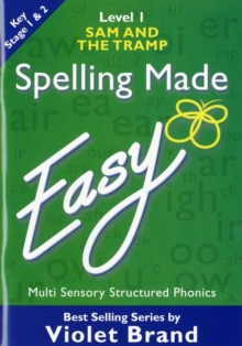 Spelling Made Easy : Sam and the Tramp Level 1 Textbook, Paperback Book