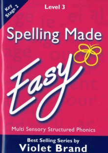 Spelling Made Easy : Level 3 Textbook, Paperback Book