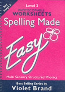 Spelling Made Easy : Level 3 Worksheets, Mixed media product Book