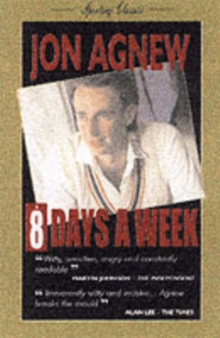8 Days a Week : Diary of a Professional Cricketer, Paperback Book