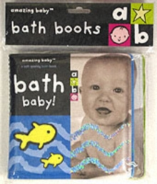 Bath Baby : Bath Book, Mixed media product Book
