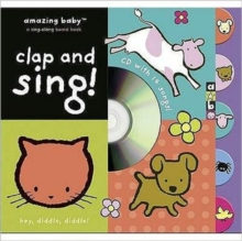Clap and Sing : Amazing Baby, Hardback Book