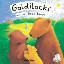 Goldilocks and the Three Bears, Paperback Book
