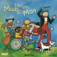 I am the Music Man, Paperback Book