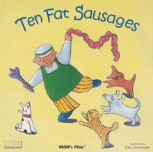 Ten Fat Sausages, Board book Book