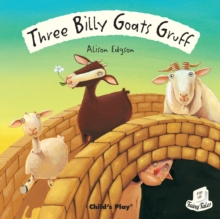 Three Billy Goats Gruff, Paperback Book