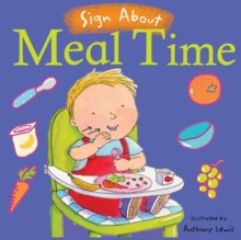 Meal Time : BSL (British Sign Language), Board book Book