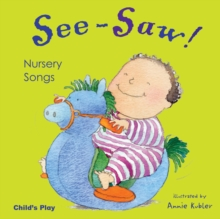 See-Saw! Nursery Songs, Board book Book