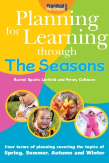 Planning for Learning Through The Seasons, Paperback Book