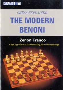 The Modern Benoni, Paperback / softback Book