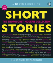Short Stories: The Thoroughly Modern Collection, CD-Audio Book