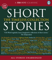 Short Stories: The Timeless Collection, CD-Audio Book
