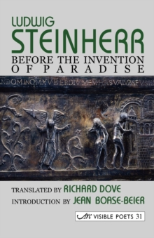 Before the invention of paradise, Paperback / softback Book