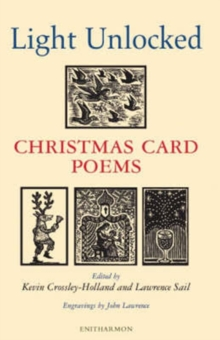 Light Unlocked : Christmas Card Poems, Hardback Book