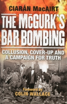 McGurks Bar Bombing, Paperback Book