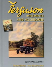 Ferguson Implements and Accessories, Hardback Book
