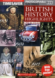 British History Highlights, Mixed media product Book