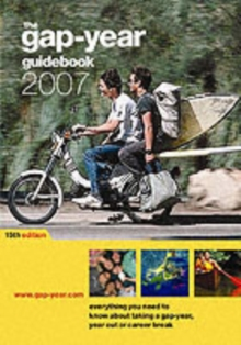 The Gap-year Guidebook, Paperback Book