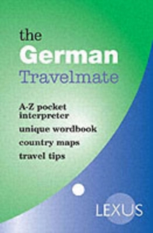 The German Travelmate, Paperback Book