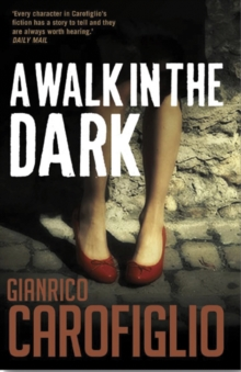 A Walk in the Dark, Paperback Book