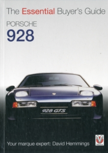 Porsche 928 : The Essential Buyer's Guide, Paperback / softback Book