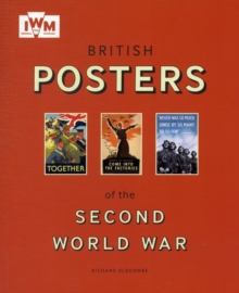 British Posters of the Second World War, Paperback / softback Book