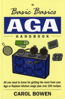 The Basic Basics Aga Handbook, Paperback Book