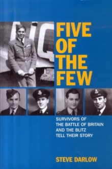 Five of the Few, Hardback Book
