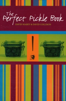 The Perfect Pickle Book, Paperback Book