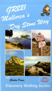 GR221 Mallorca's Long Distance Walking Route, Paperback Book